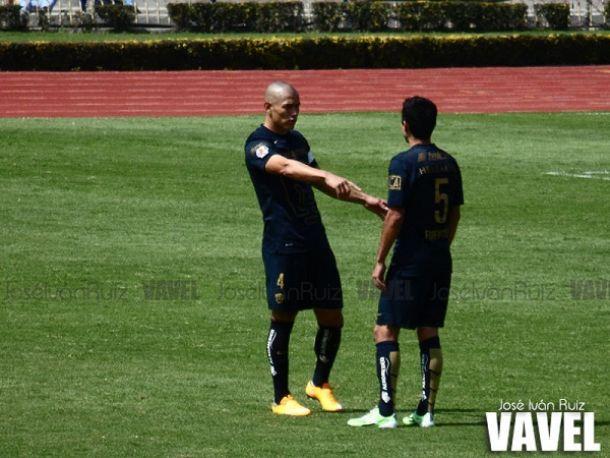 Darío Verón asegura que Pumas buscará la calificación a como dé lugar