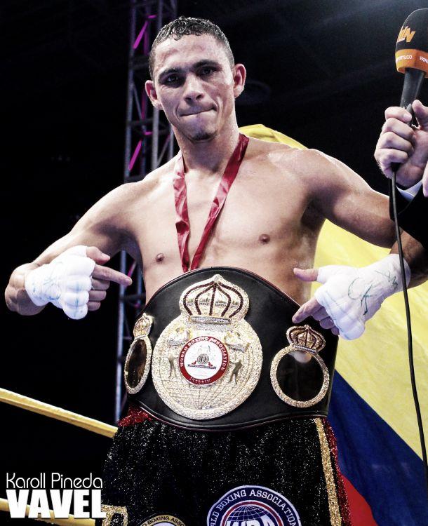 Darley Perez: pegó, gustó y defendió su título mundial
