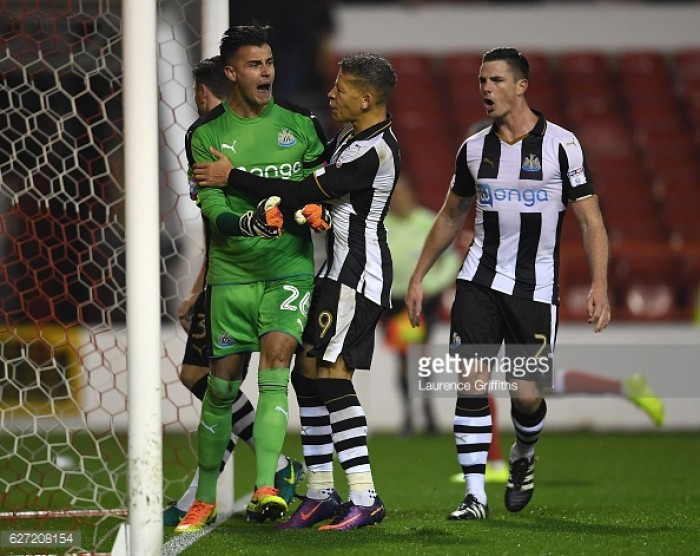 """Darlow: """"There's a steel and determination about us now"""""""