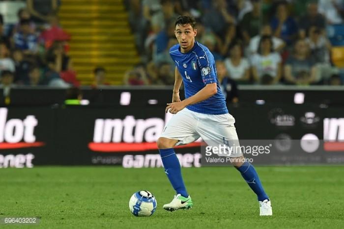Report: Inter Milan rivalling Juventus for Man United's Darmian