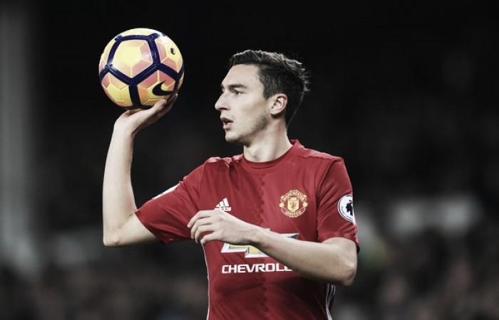 """Manchester United, Darmian: """"Vogliamo il quarto posto e l'Europa League"""""""