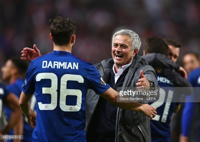 Report: Man Utd's Darmian attracts Juventus interest