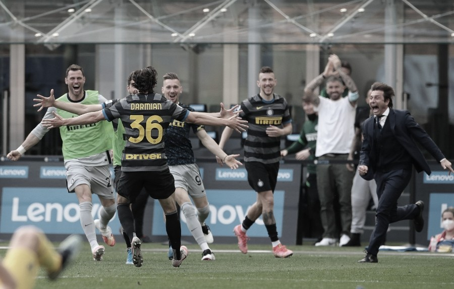 Internazionale vence Hellas Verona e fica perto do título da Serie A