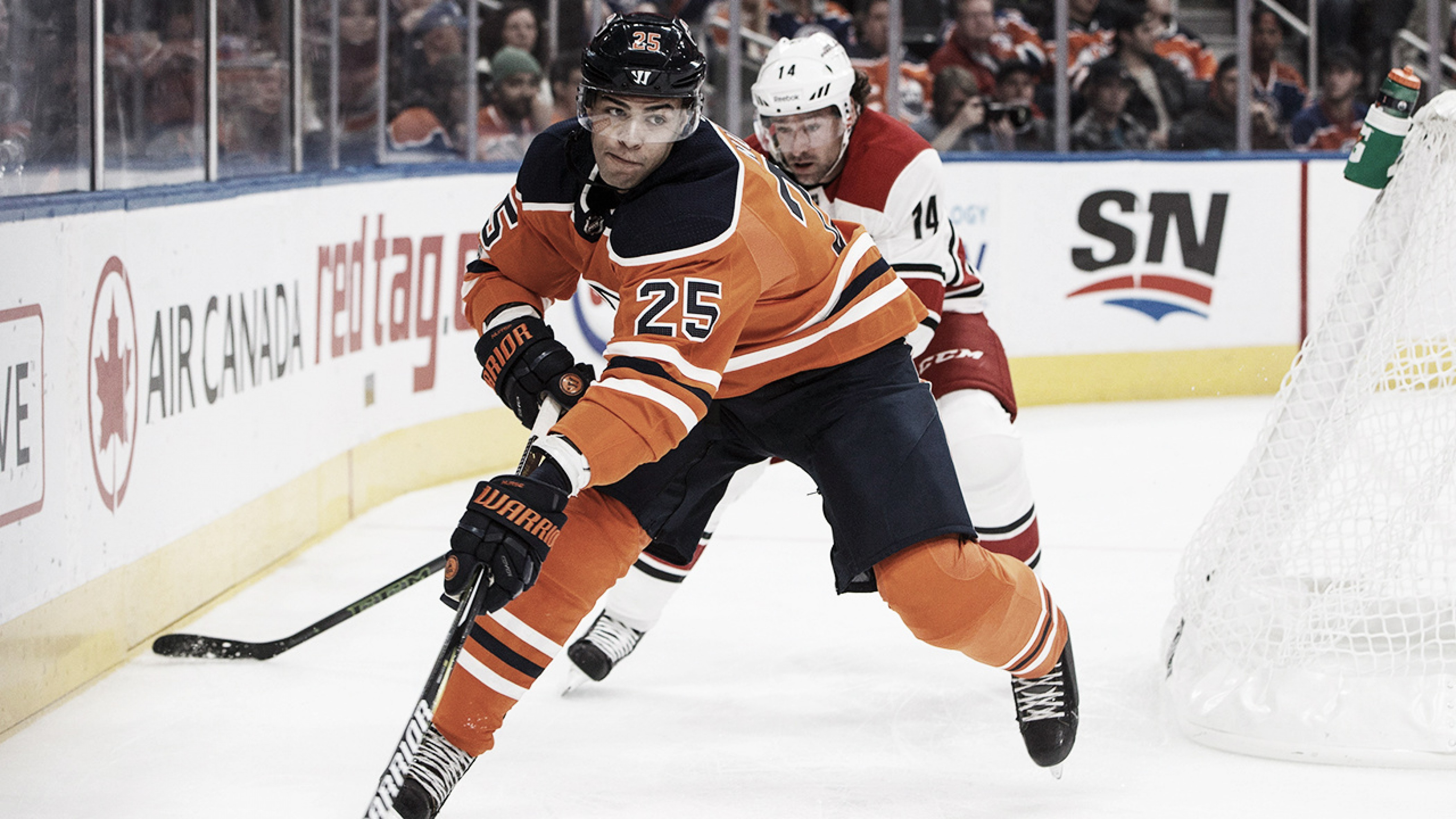 Edmonton Oilers: Darnell Nurse re-signed
