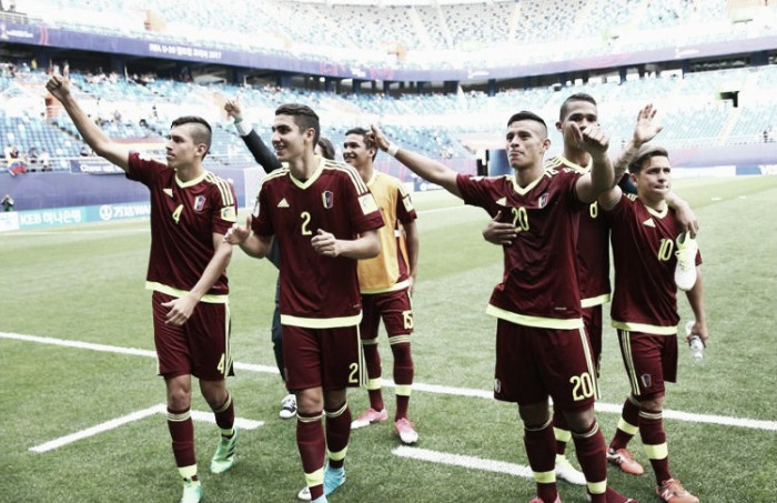 Venezuela debutó con triunfo ante Alemania