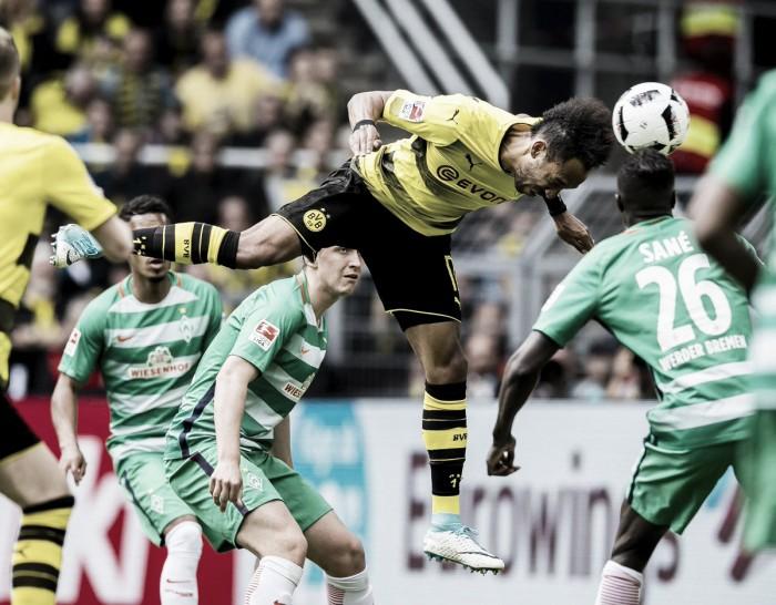 Bundesliga: Dortmund al cardiopalma, Brema battuto nel finale e terzo posto in cassaforte (4-3)