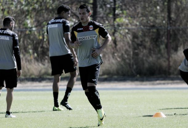 """Daniel Arreola: """"Hay que estar muy concentrados"""""""