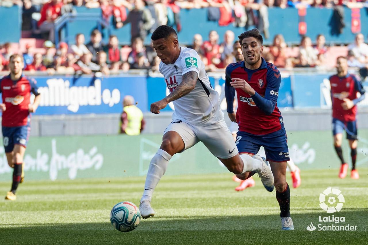 Resumen Osasuna 3-1 Granada CF en LaLiga Santander 2021