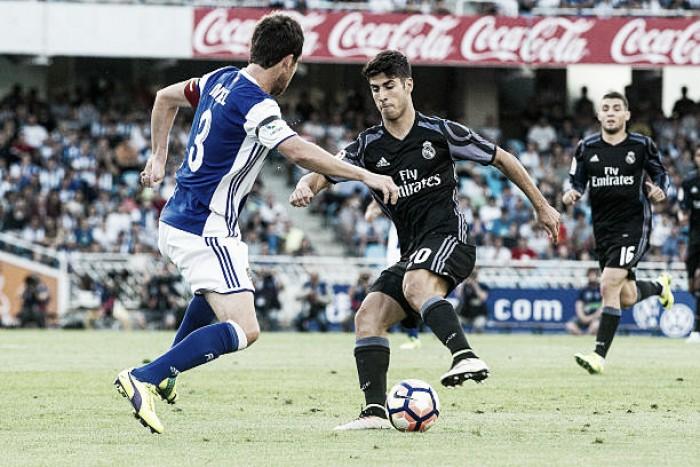 Após dois empates em casa, Real Madrid visita Real Sociedad no Anoeta