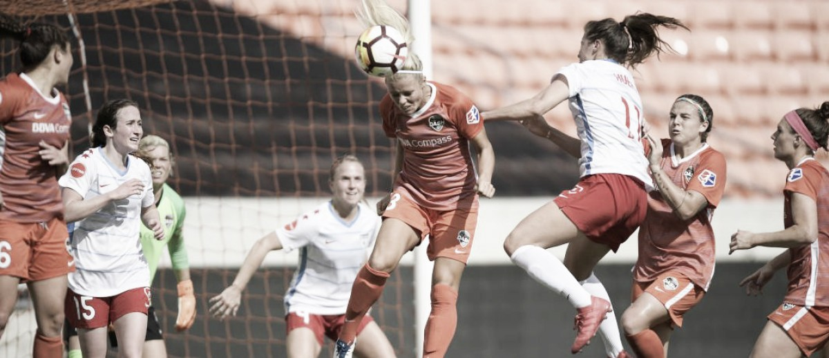 NWSL News Round-up: Houston Dash add a historic friendly and Rory Dames hits 50