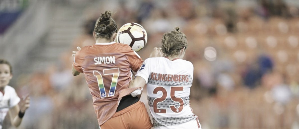 Portland Thorns FC earn road points with a 3-1 win over the Houston Dash