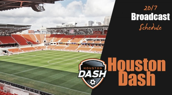 Houston Dash will feature in seven Game of the Week broadcasts