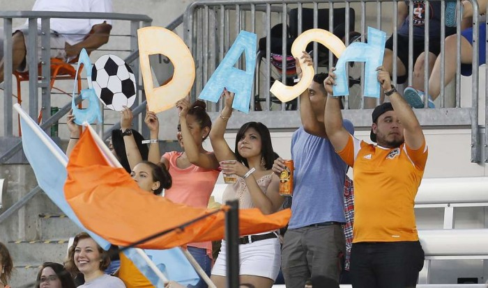What's wrong with the Houston Dash?