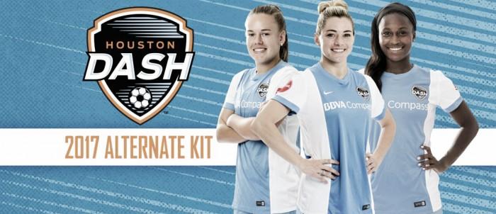 Houston Dash release 2017 alternate kits