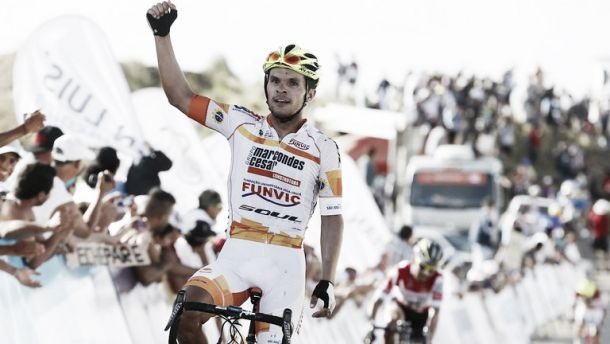 Tour de San Luis: Da Silva wins at Comechingones