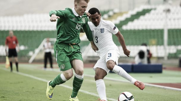 England U17 1-0 Republic of Ireland U17: Stunning Edwards goal takes England to knockout stages
