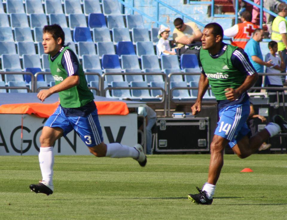 """Da Silva: """"Si salimos a competir así podemos conseguir muchos puntos"""""""