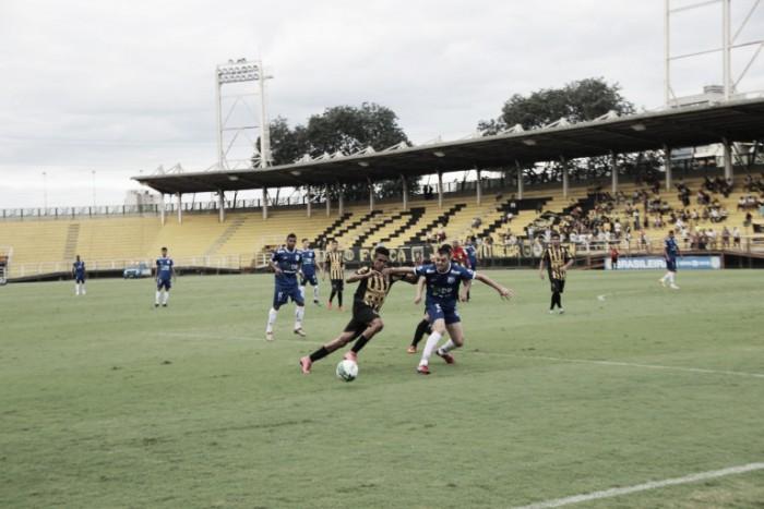 Volta Redonda defende vantagem ante Fluminense de Feira para garantir vaga na Série C