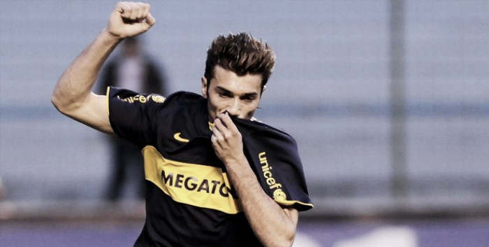 """Dátolo: """"Jugar en Boca es algo único"""""""