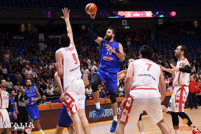 Eurobasket 2017 - Italia terza, le pagelle della sfida alla Georgia: Datome stoico, Aradori in grande spolvero