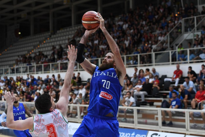 Basket, Datome infortunato: altro problema per l'Italia di Messina
