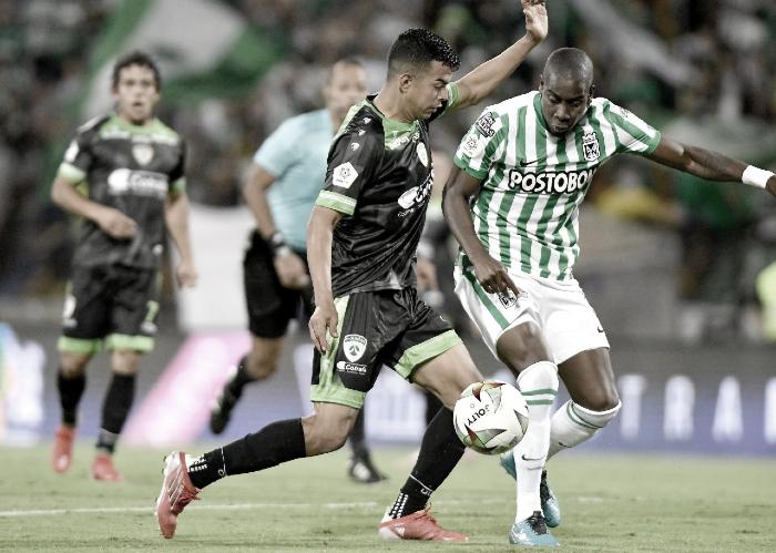 Los datos que dejó la victoria de Atlético Nacional sobre La Equidad