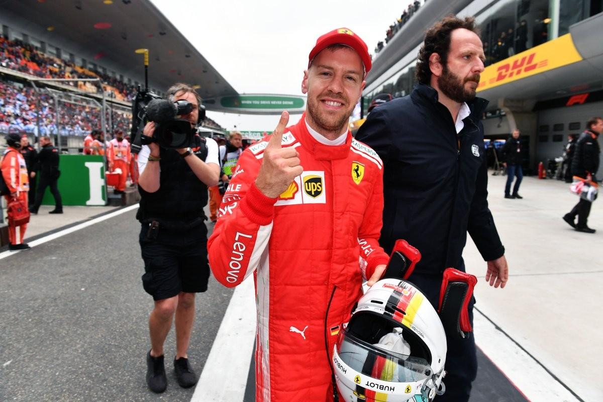 F1, GP Cina - Non è solo una gara