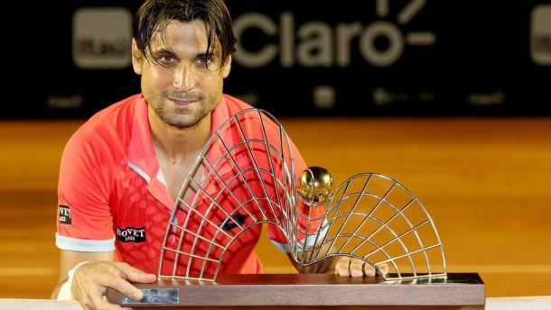 ATP Rio, Fognini non può nulla contro Ferrer