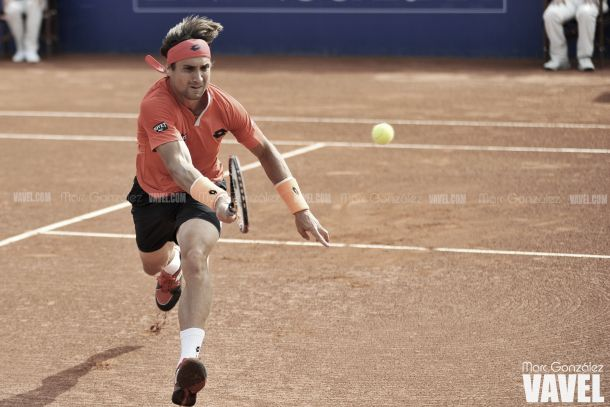 """David Ferrer: """"Estoy contento de estar en semifinales pero no confiado"""""""