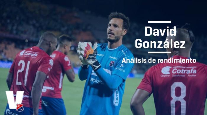 Análisis VAVEL Independiente Medellín 2018-II: David González