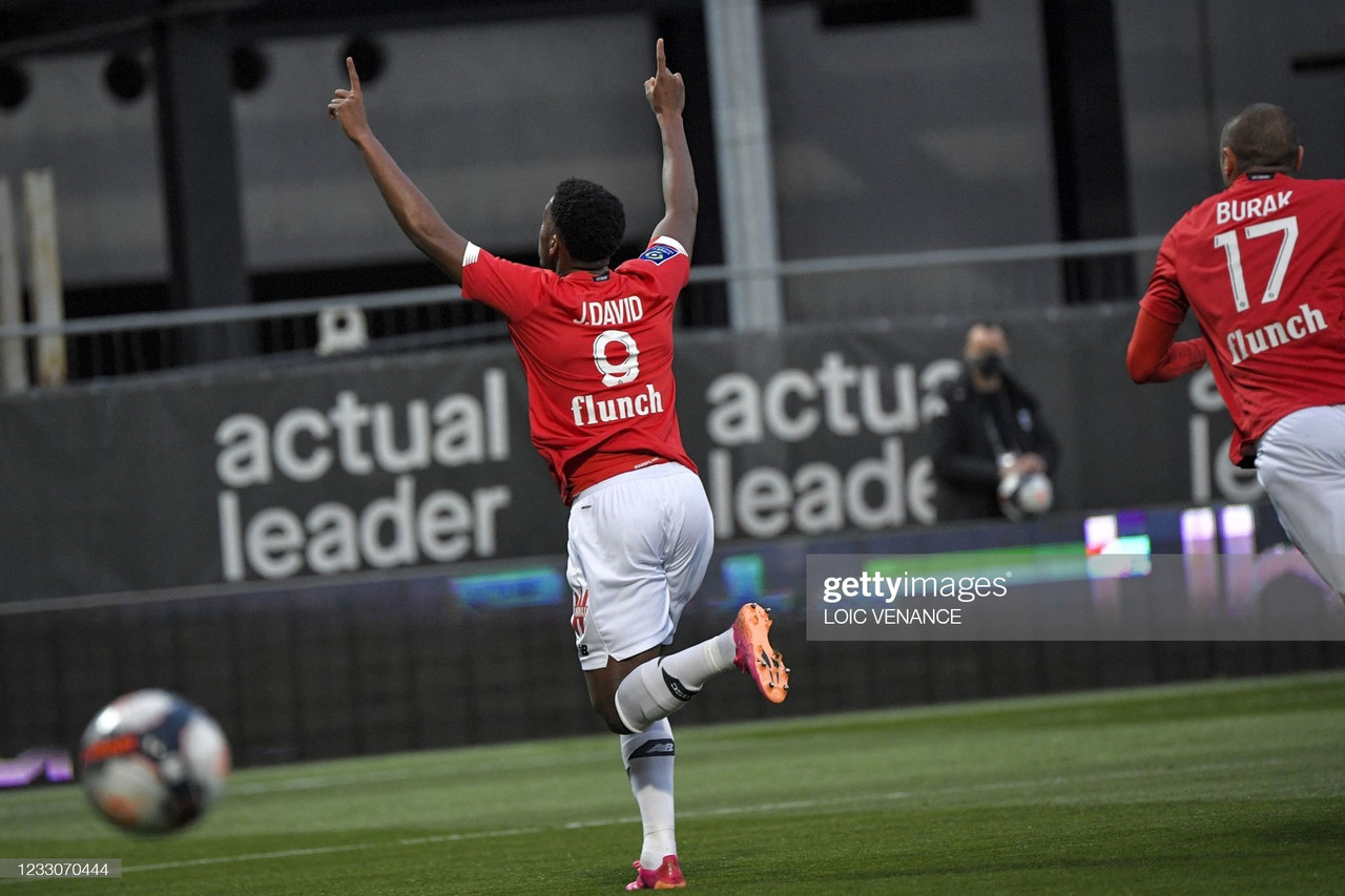 Jonathan David shines as Lille OSC clinch Ligue 1 title on the final day