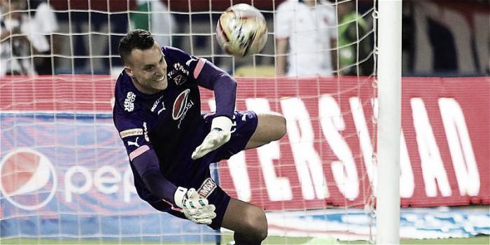 David González, nuevo arquero de la Selección Colombia