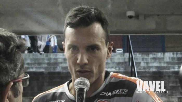 """David González: """"Queremos ganar la mayor cantidad de puntos posibles de entrada"""""""