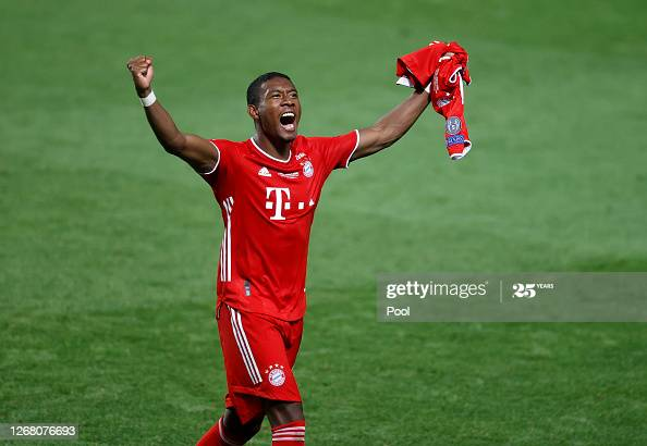 English Giants Set To Battle For Alaba