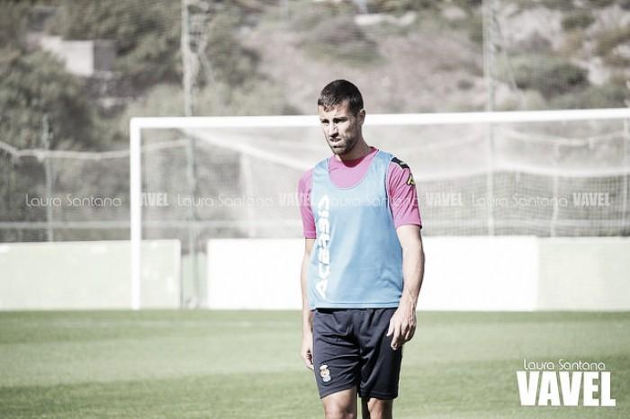 """David García: """"Tenemos que ser conscientes de que aún estamos cerca del descenso"""""""