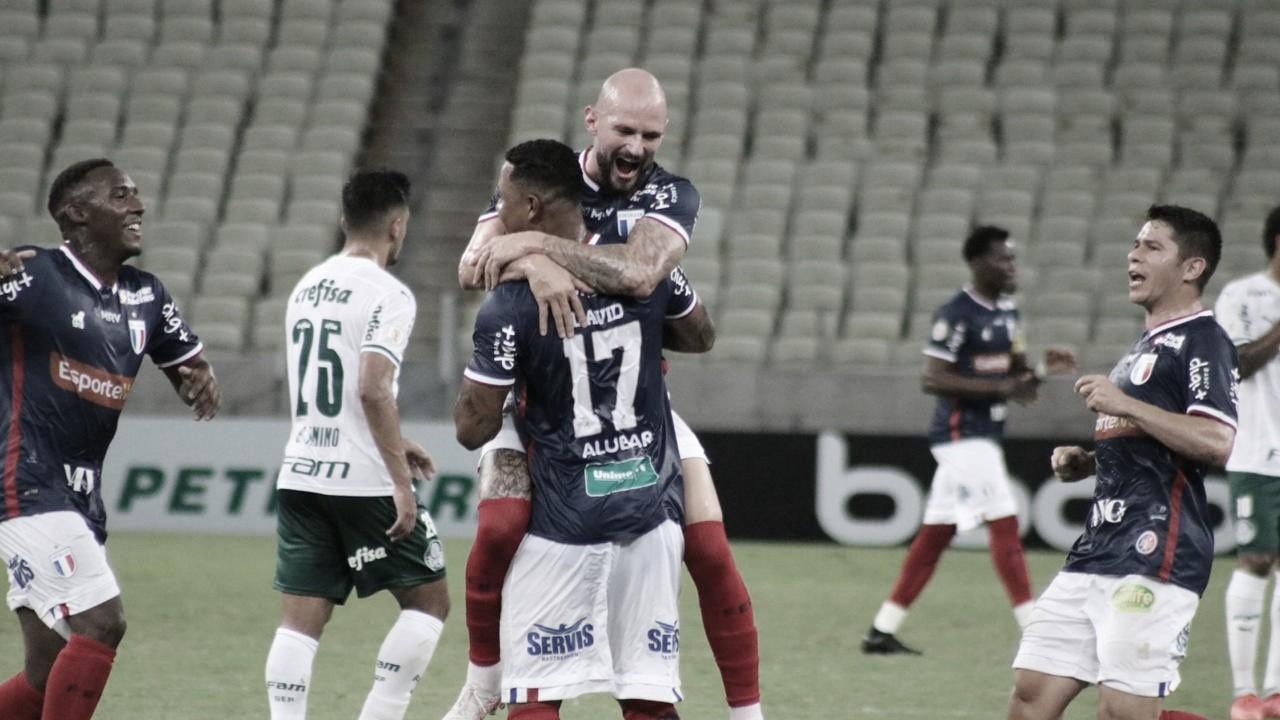 Para esquecer o Mundial, Palmeiras recebe o ainda ameaçado Fortaleza