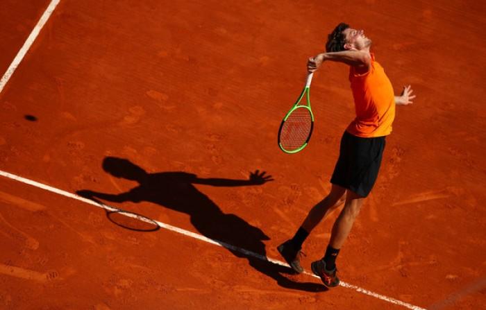 ATP Monte-Carlo Rolex Masters 2017 - Goffin travolge Darcis, fuori Bolelli