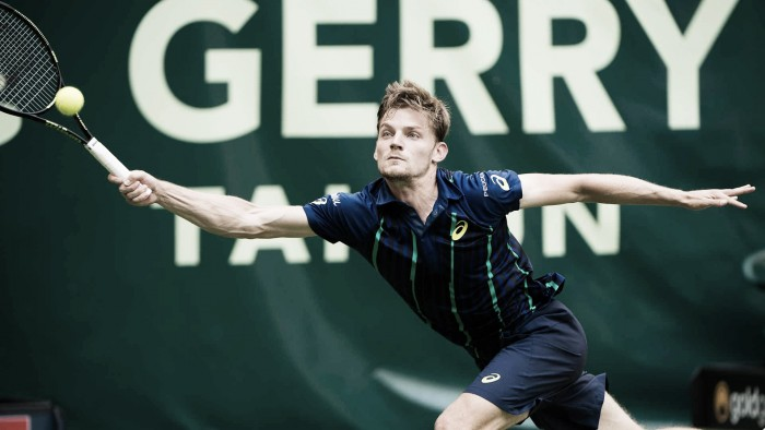 Wimbledon 2016: David Goffin