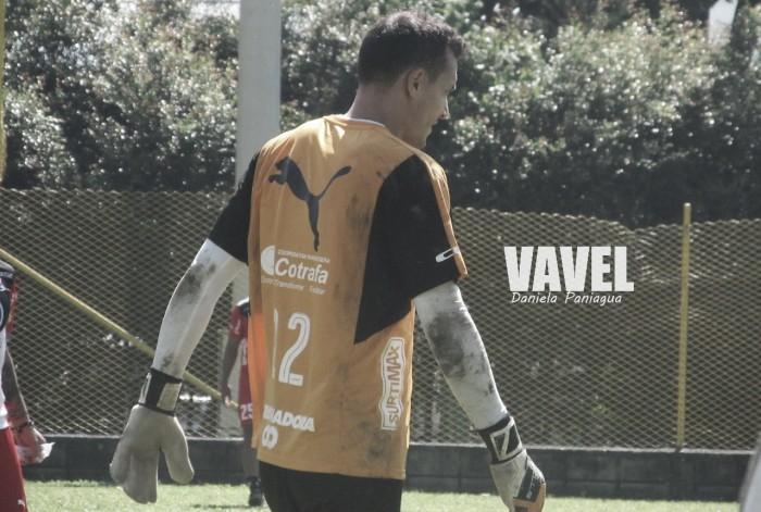 David González, 'poderoso' en las tandas de penaltis