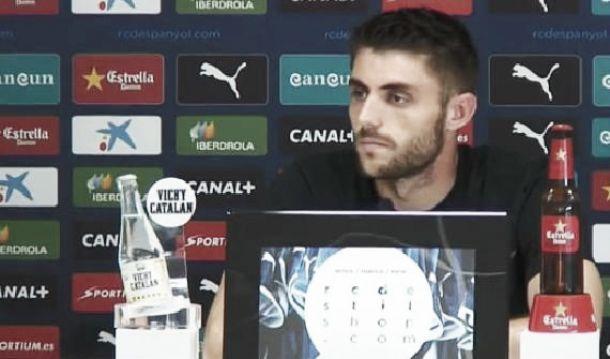 """David López: """"Pase lo que pase en los otros partidos, saldremos a ganar"""""""