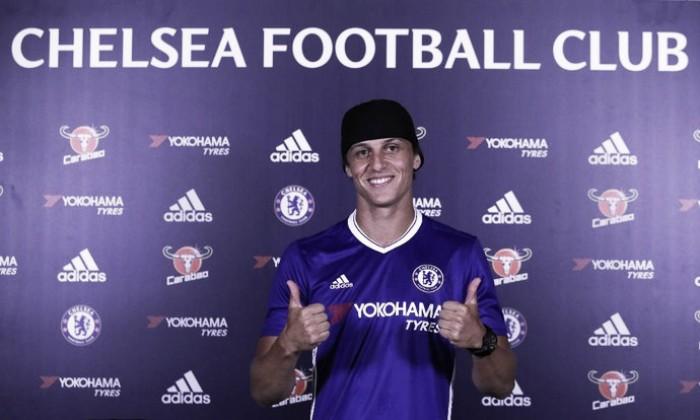 Após duas temporadas no PSG, David Luiz acerta retorno ao Chelsea por 40 milhões de euros