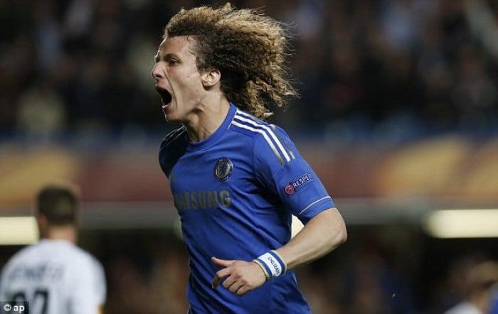 Chelsea, fatta per David Luiz