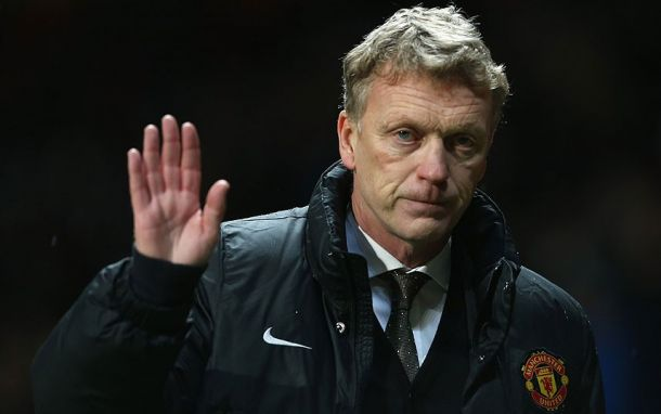 Official: Manchester United have sacked manager David Moyes