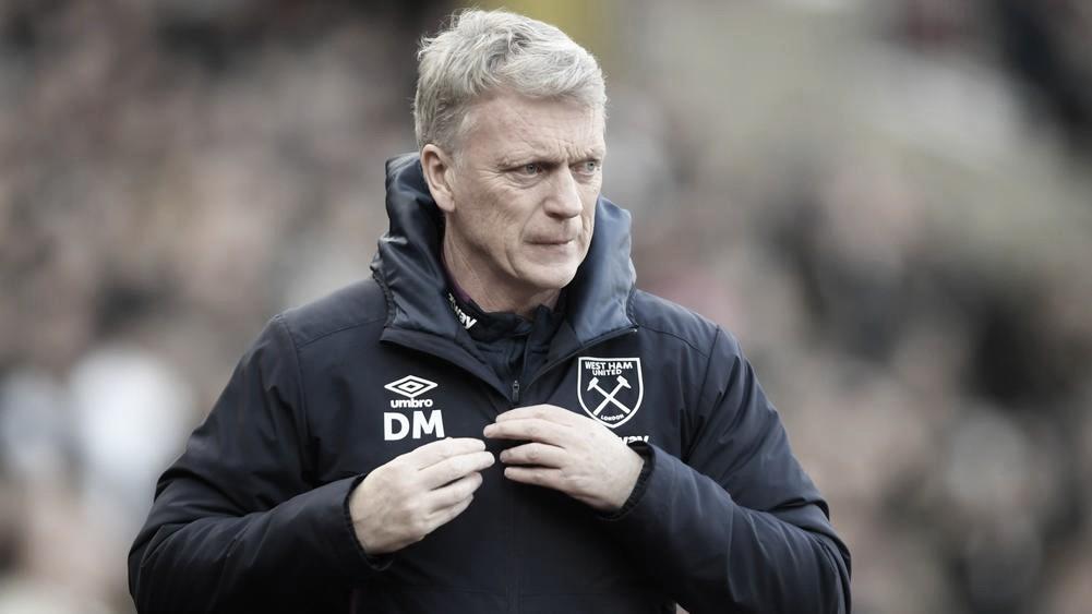 David Moyes e dois atletas do West Ham testam positivo para Covid-19 antes de partida contra Hull City