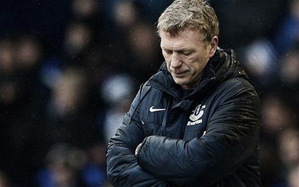 Manchester United - Everton: Moyes contra su pasado