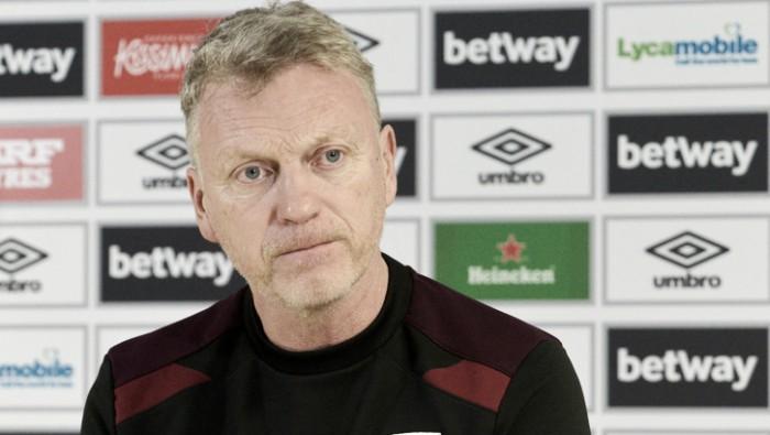 """Moyes: """"El partido contra el Huddersfield muestra lo que hemos mejorado"""""""