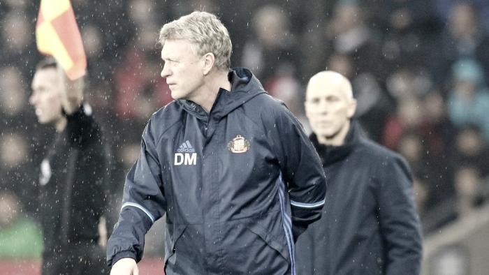 """David Moyes: """"No estoy de acuerdo con el penalti pitado al Swansea"""""""