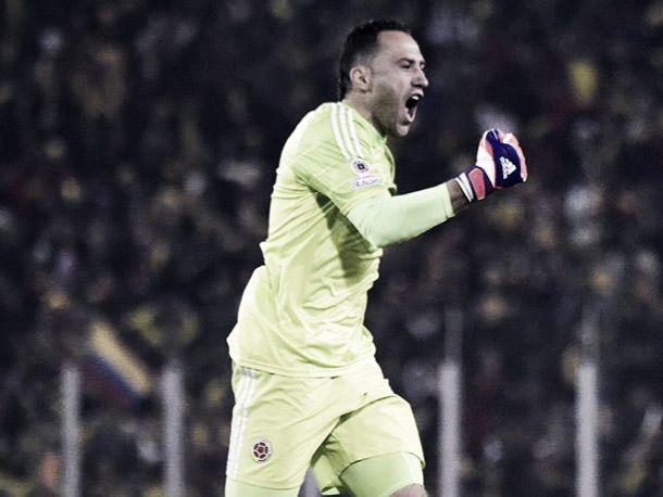 David Ospina, el amo y señor del arco de la selección Colombia