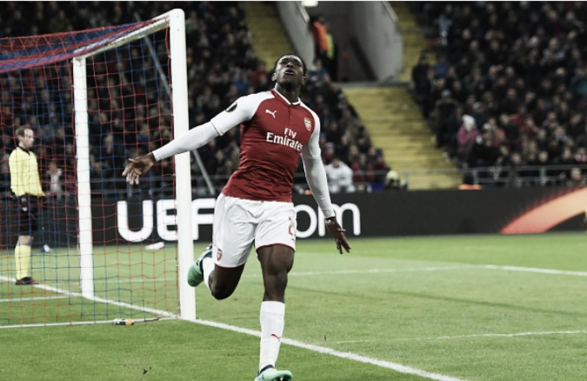 Arsenal arranca empate na Rússia contra CSKA e avança às semis da Europa League