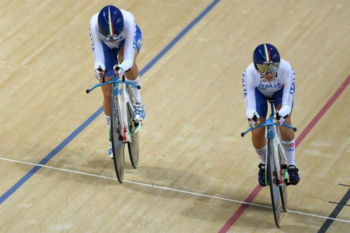 Reino Unido quebra mais um recorde no ciclismo de pista